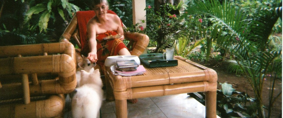Wanda in Bali
